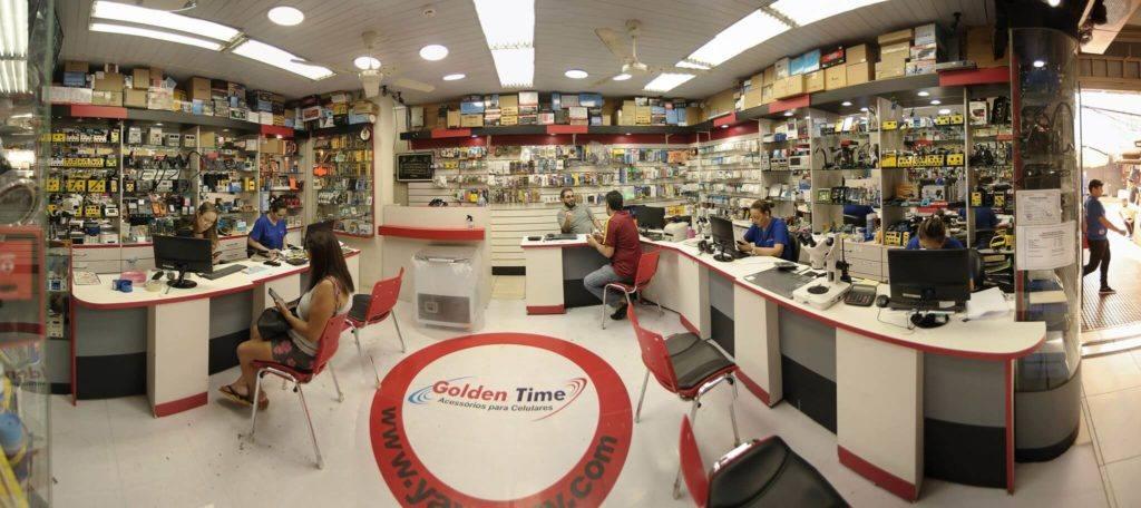 foto loja golden time---