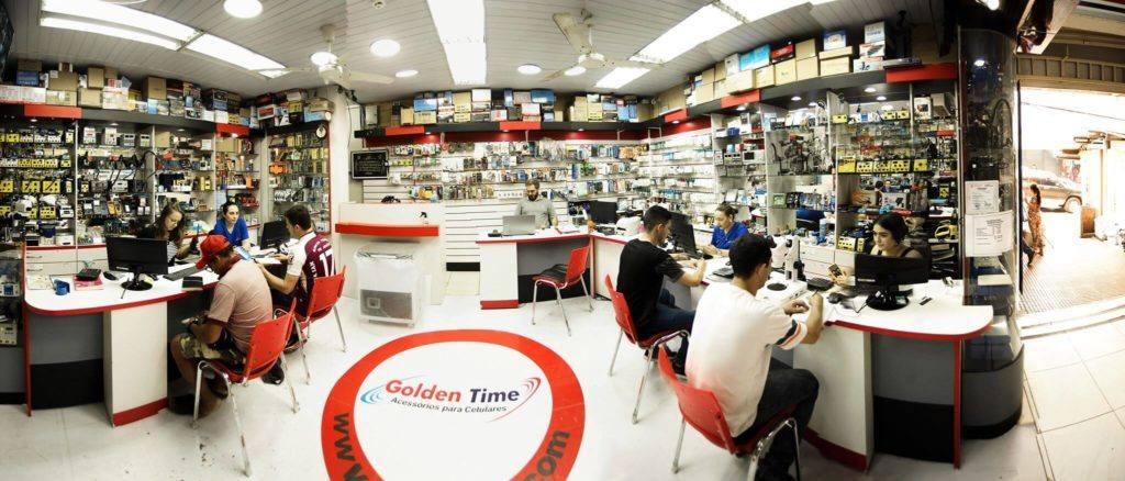 foto loja golden time---------