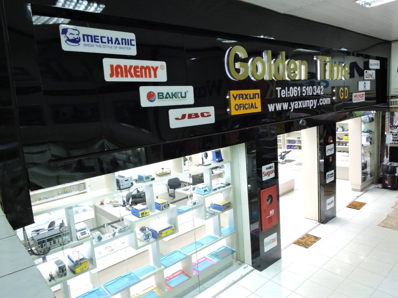 loja golden time paraguai foto 09 2021